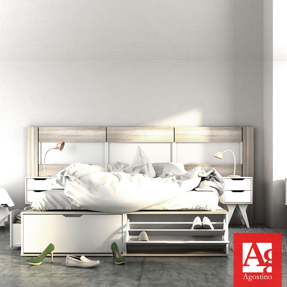 Muebles Funcionales | Agostino Colchones y Blanco