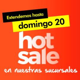Extendemos el Hot Sale en Agostino
